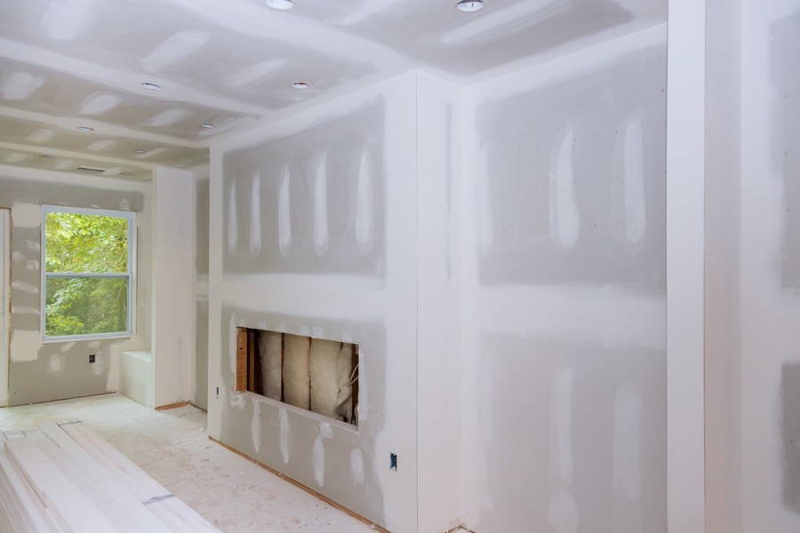 Drywall Repair by Curry Painting Company