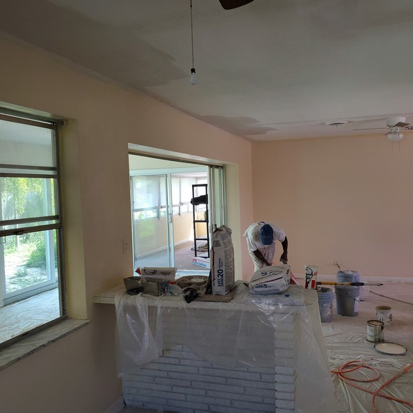 Interior Painting in Cooper City, FL (1)