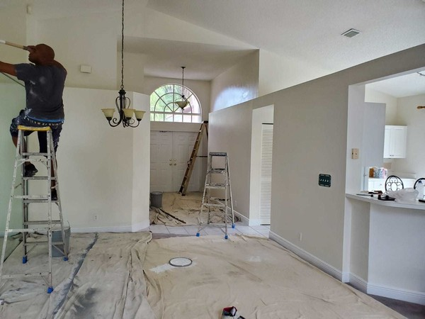 Interior painting in Fort Lauderdale, FL (1)