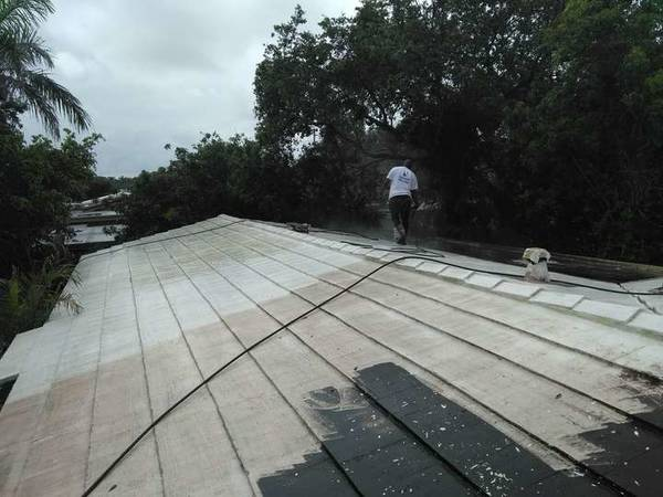 Roof Coating in Fort Lauderdale, FL (1)