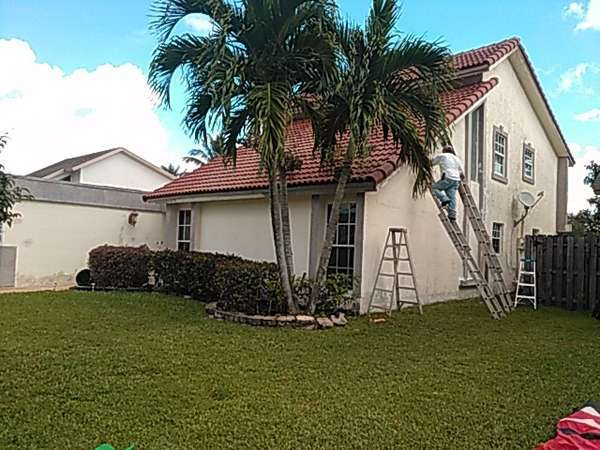 Exterior Repainting in Sunrise, FL (1)