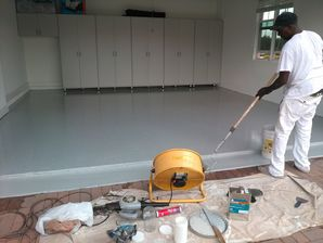 Interior Painting & Epoxy Coating in Davie, FL (1)
